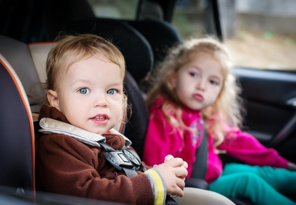 Autokauf – Kindersitze